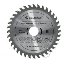 Диск пильный BELMASH 125×22,2/20 36Т