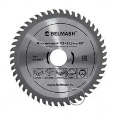 Диск пильный BELMASH 125×22,2 48Т