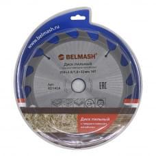 Диск пильный BELMASH 250x2,8/1,8x32/30; 16T