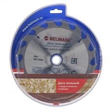 Диск пильный BELMASH 210x2,3/1,5x32/30; 16T