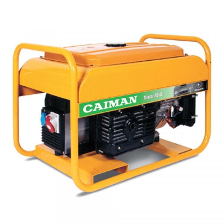 Генератор бензиновый Caiman Tristar 8510MTXL27