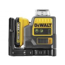 Лазерный уровень DeWALT DCE0811D1G-QW