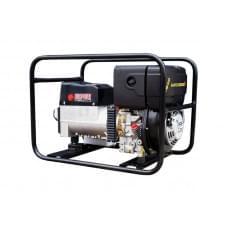 Генератор дизельный Europower EP 200 DX2E DC