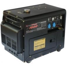 Дизельный генератор Foxweld D7500S
