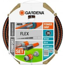 Садовый поливочный шланг Gardena Comfort FLEX 13 мм, 20 м