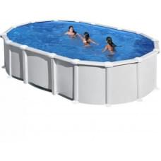 Каркасный бассейн Gre PR6188MAG овальный 610x375x132