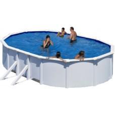 Каркасный бассейн Gre PR738MAG овальный 730x375x132