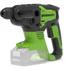 Перфоратор аккумуляторный Greenworks GD24SDS1