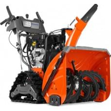 Снегоуборщик бензиновый гусеничный HUSQVARNA ST 327 PT с электростартером 220В