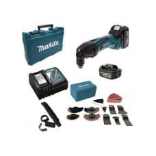 Аккумуляторный многофункциональный инструмент Makita BTM50RFEX3
