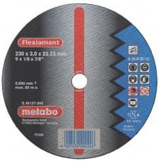 Диск отрезной Metabo по стали (125x2,0)