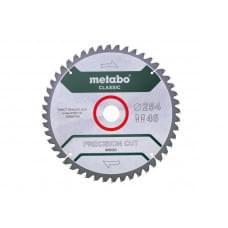 Диск пильный Metabo (254x30, Z48 WZ 5°neg.)