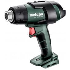 Аккумуляторный технический фен Metabo HG 18 LTX 500, 610502840