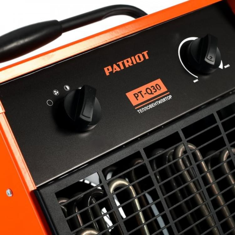 Тепловая пушка электрическая Patriot PT-Q30
