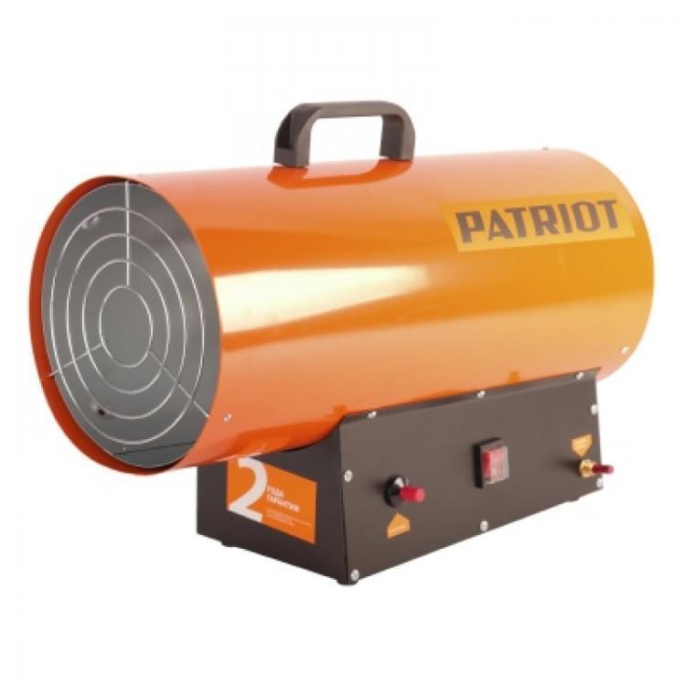 Тепловая пушка газовая Patriot GS 30