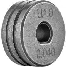 Ролик подающий Сварог Spool Gun 1.0-1.2 (алюминий) IZH0543-01