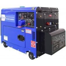 Инверторный дизельный сварочный генератор TSS DGW 7.0/250EDS-R