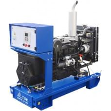 Дизельный генератор TSS TTD 22TS