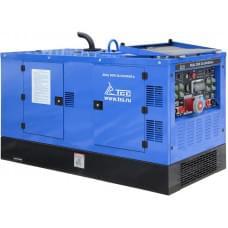 Дизельный сварочный генератор TSS DUAL DGW 28/600EDS-A