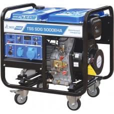Дизельный генератор TSS SDG 5000EHA