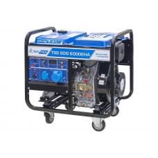 Дизельный генератор TCC SDG 6000EHA
