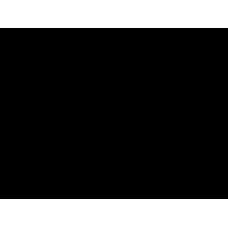 Дымник на трубу 520х390 мм 0,45 РЕ с пленкой RAL 9006 бело-алюминиевый